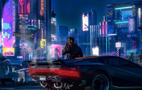 赛博朋克2077怎么抢别人的车