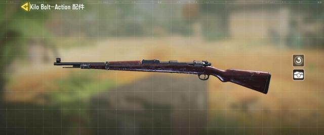 使命召唤手游唯一的射手步枪